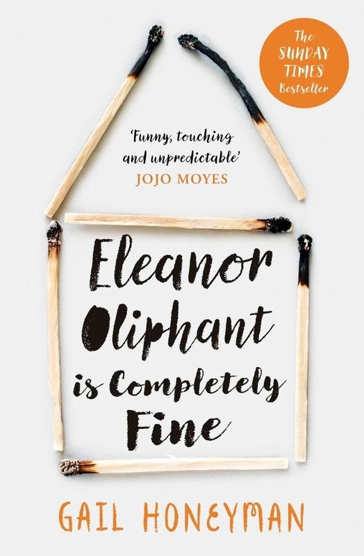 """Купить книгу """"Eleanor Oliphant is Completely Fine"""""""