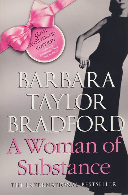"""Купить книгу """"A Woman of Substance"""""""