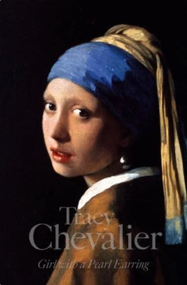 """Купить книгу """"Girl With a Pearl Earring"""""""