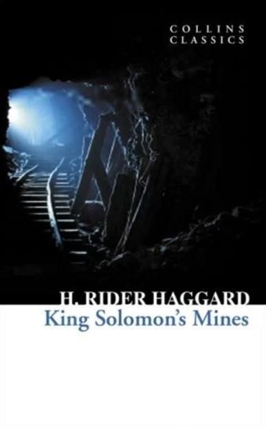 """Купить книгу """"King Solomon's Mines"""""""