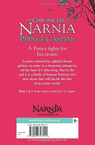 """Купить книгу """"Prince Caspian (Book 4)"""""""