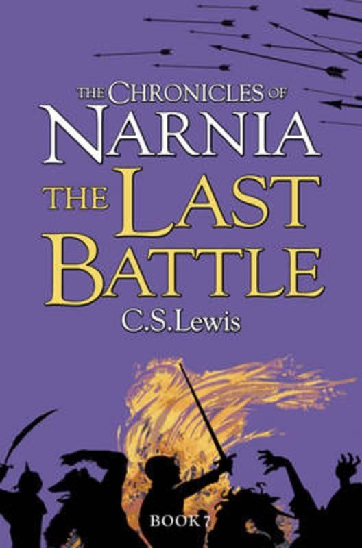 "Купить книгу ""The Last Battle (Book 7)"""