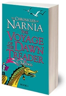 "Купить книгу ""The Voyage of the Dawn Treader (Book 5)"""