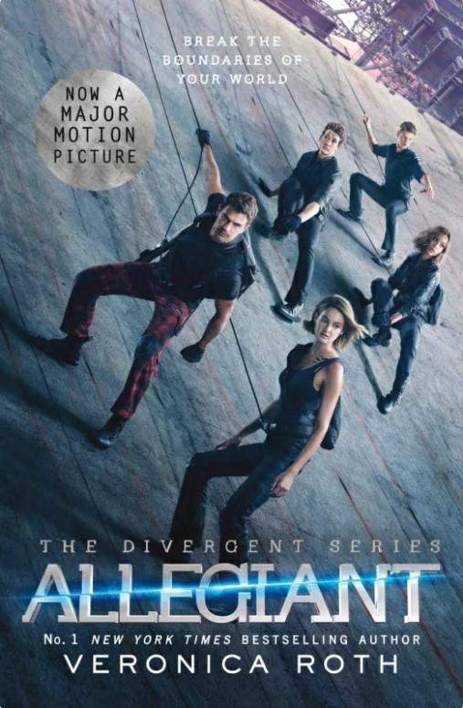 "Купить книгу ""Allegiant (Book 3) (Film tie-in)"""