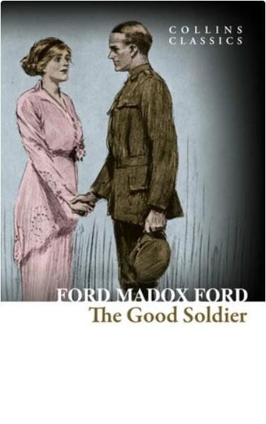 "Купить книгу ""The Good Soldier"""