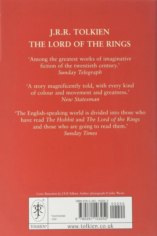 "Купить книгу ""The Lord of the Rings"""