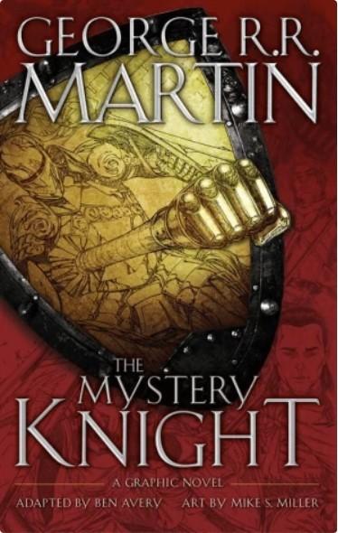 "Купить книгу ""The Mystery Knight: A Graphic Novel"""
