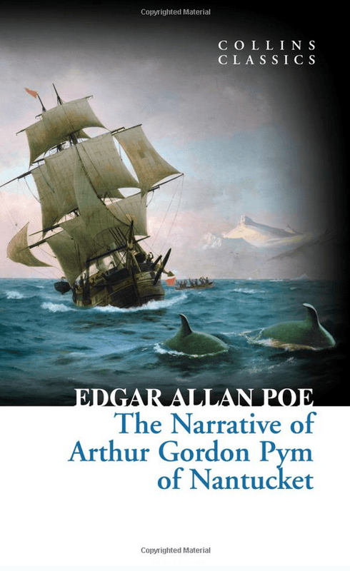 "Купить книгу ""The Narrative of Arthur Gordon Pym of Nantucket"""