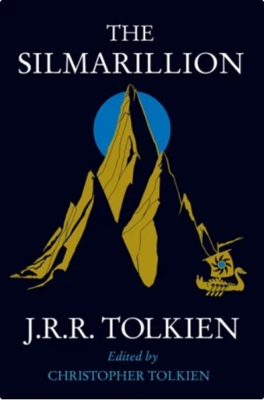"Купить книгу ""The Silmarillion"""