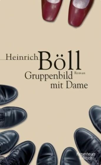 "Купить книгу ""Gruppenbild mit Dame"""