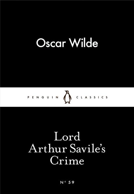 """Купить книгу """"Lord Arthur Savile's Crime"""""""