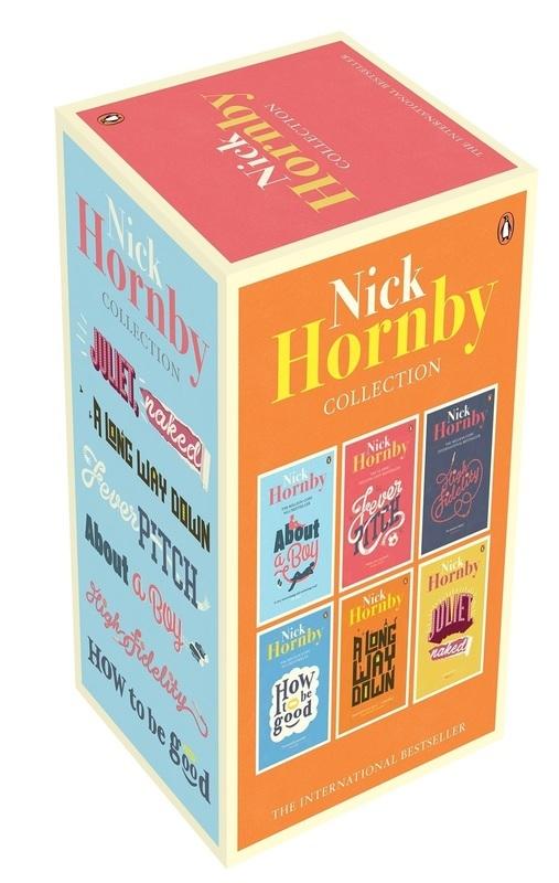 Nick Hornby Collection - купить и читать книгу