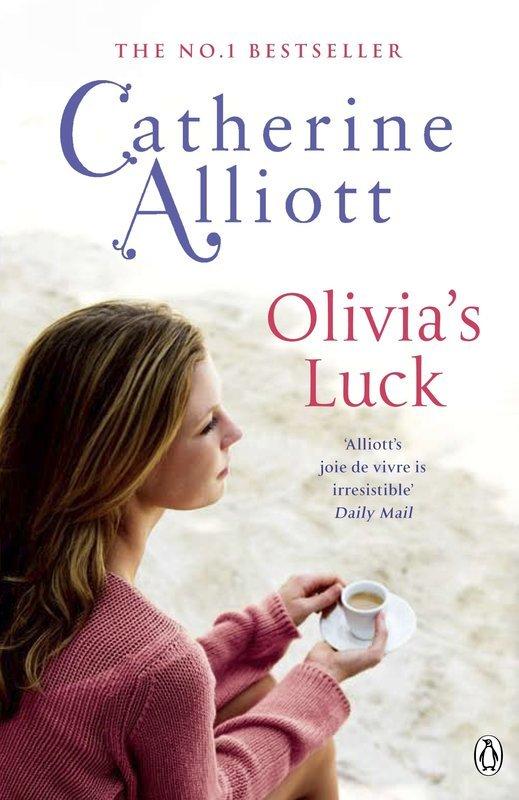 """Купить книгу """"Olivia's Luck"""""""
