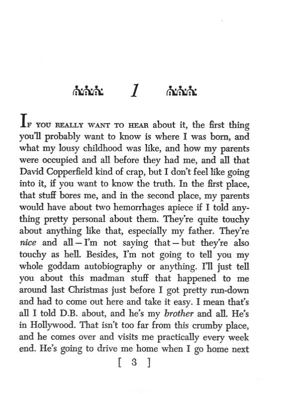 """Купить книгу """"The Catcher in the Rye"""""""