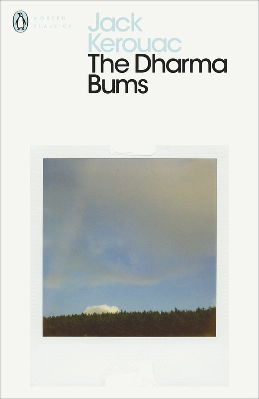 "Купить книгу ""The Dharma Bums"""