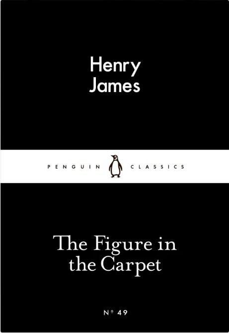 """Купить книгу """"The Figure in the Carpet"""""""