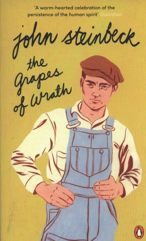 "Купить книгу ""The Grapes of Wrath"""