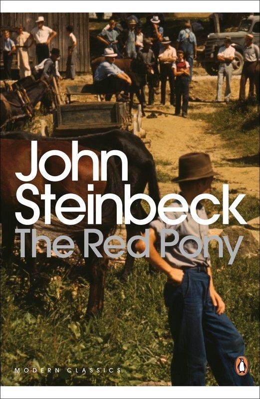 """Купить книгу """"The Red Pony"""""""