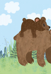 """Купить книгу """"Малятко, подивись! Тварини лісу"""""""