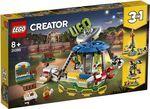 Конструктор LEGO Ярмарочная карусель (31095)