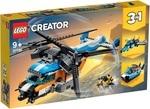 Конструктор LEGO Двухроторный вертолёт (31096)