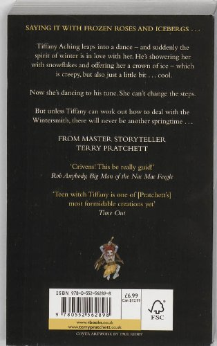 """Купить книгу """"Wintersmith (Book 35)"""""""