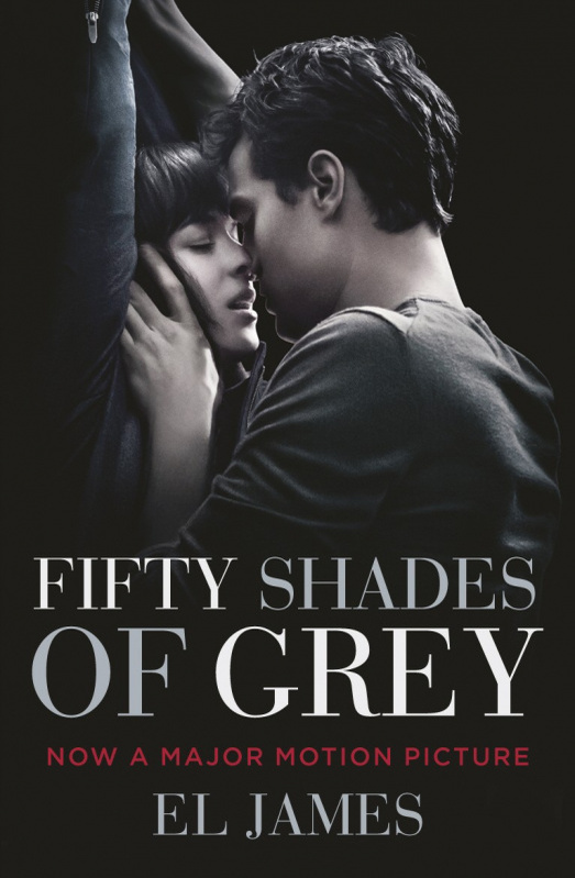 "Купить книгу ""Fifty Shades of Grey (Book 1) (Movie Tie-in)"""