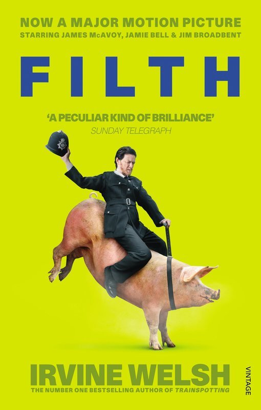 """Купить книгу """"Filth (Film Tie-In)"""""""