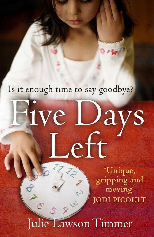 """Купить книгу """"Five Days Left"""""""