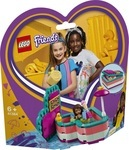 Конструктор LEGO Летняя шкатулка-сердечко для Андреа (41384)