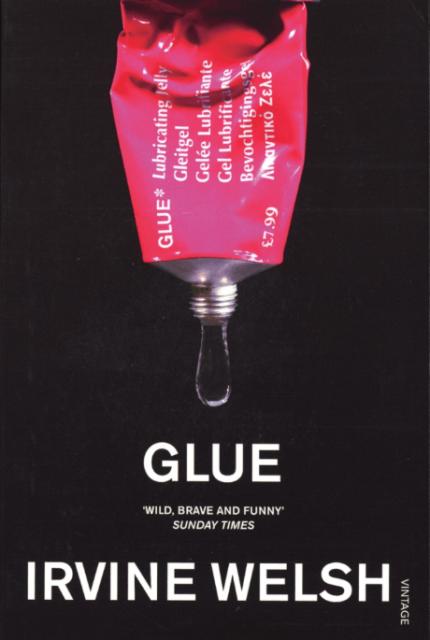 """Купить книгу """"Glue"""""""