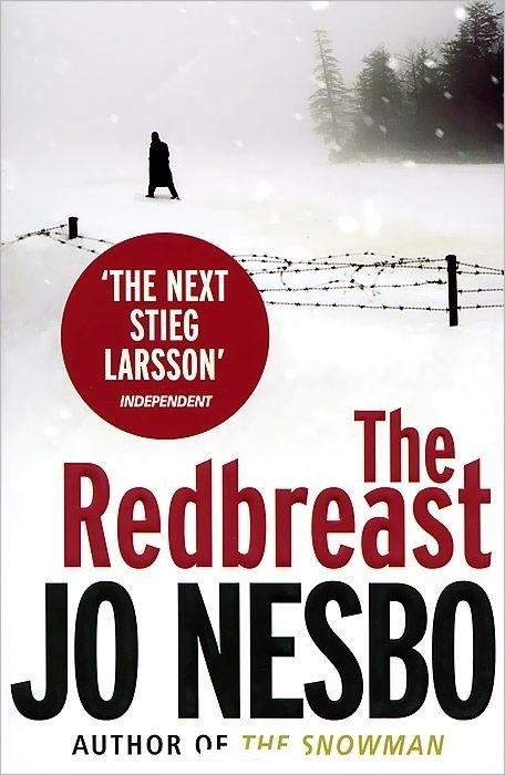 "Купить книгу ""The Redbreast"""