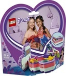 Конструктор LEGO Летняя шкатулка-сердечко для Эммы (41385)