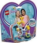 Конструктор LEGO Летняя шкатулка-сердечко для Стефани (41386)