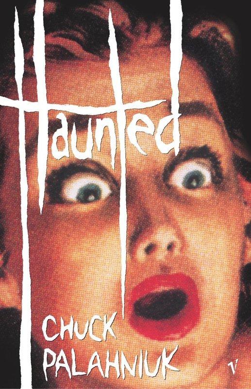"Купить книгу ""Haunted"""