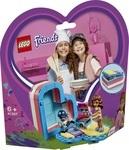 Конструктор LEGO Летняя шкатулка-сердечко для Оливии (41387)
