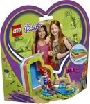 Конструктор LEGO Летняя шкатулка-сердечко для Мии (41388)