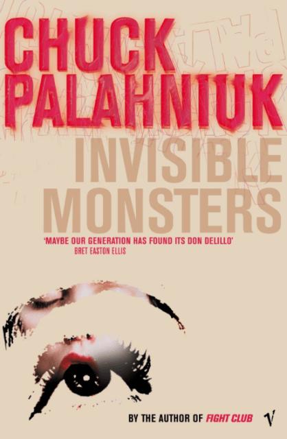 """Купить книгу """"Invisible Monsters"""""""