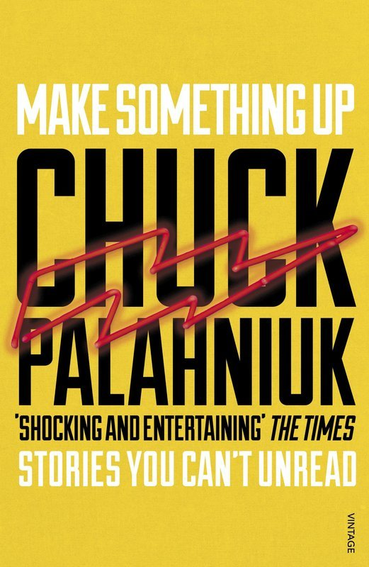 "Купить книгу ""Make Something Up"""