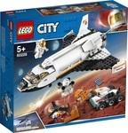 Конструктор LEGO Шаттл для исследований Марса (60226)