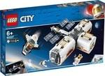 Конструктор LEGO Лунная космическая станция (60227)