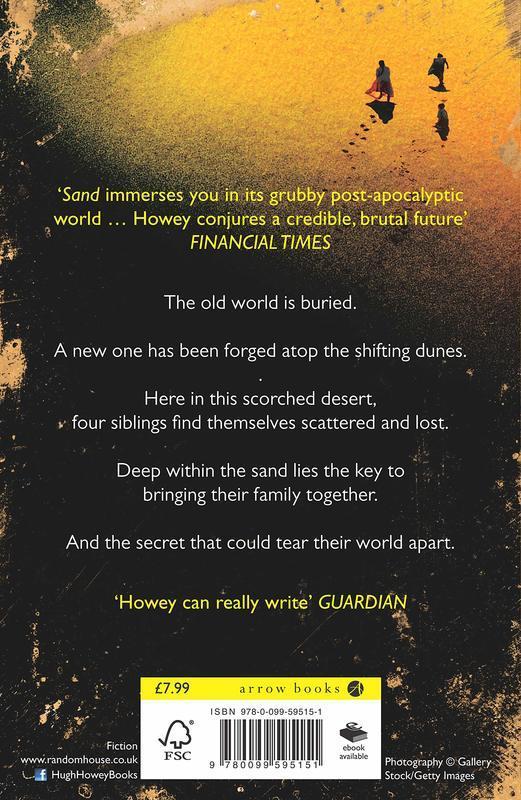 """Купить книгу """"Sand"""""""