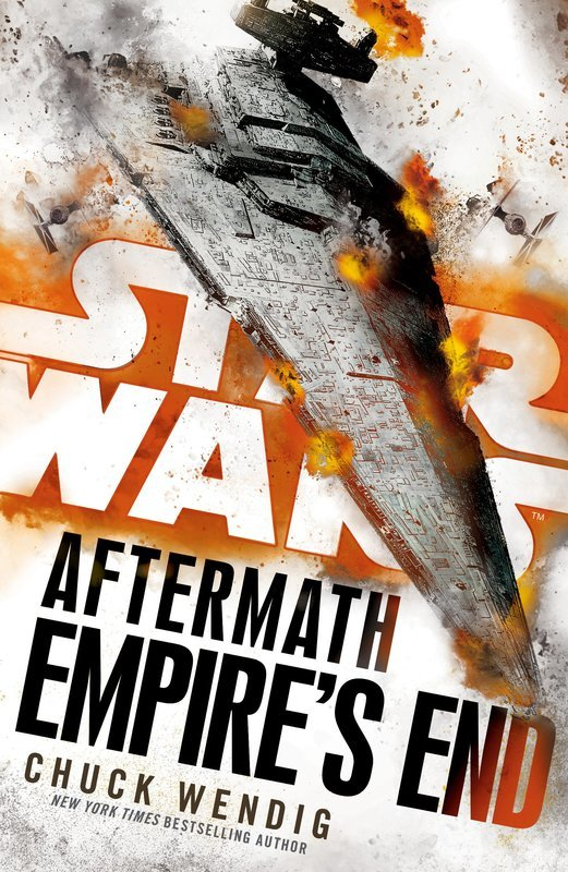 "Купить книгу ""Star Wars: Aftermath: Empire's End (Book 3)"""