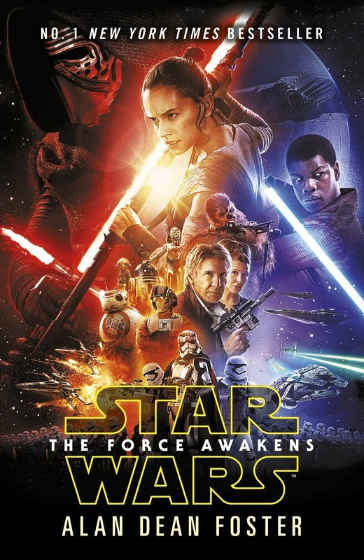 "Купить книгу ""Star Wars: The Force Awakens"""