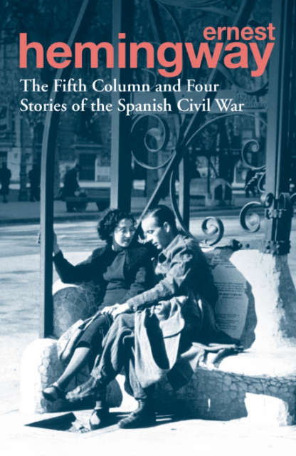 "Купить книгу ""The Fifth Column and Four Stories of the Spanish Civil War"""