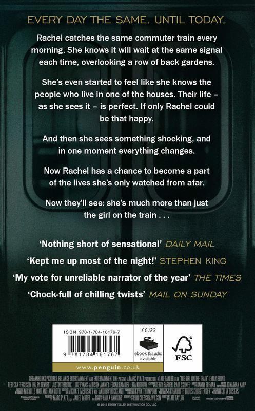 "Купить книгу ""The Girl on the Train"""