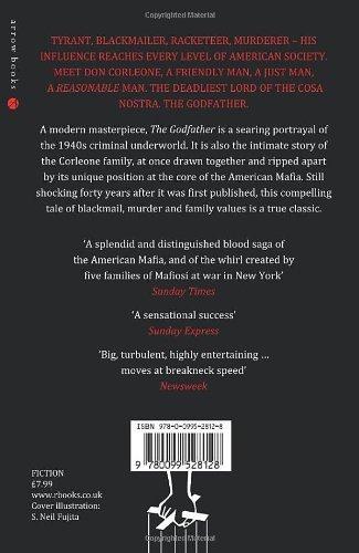 "Купить книгу ""The Godfather"""