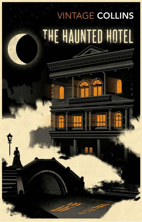 "Купить книгу ""The Haunted Hotel"""