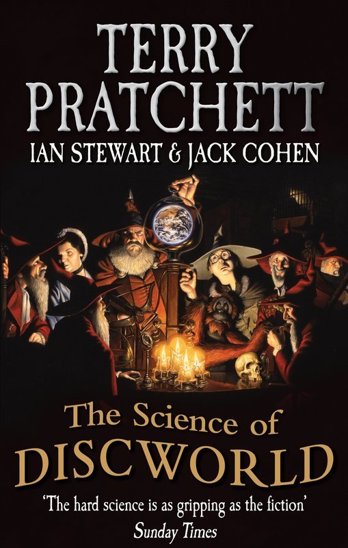 "Купить книгу ""The Science Of Discworld"""