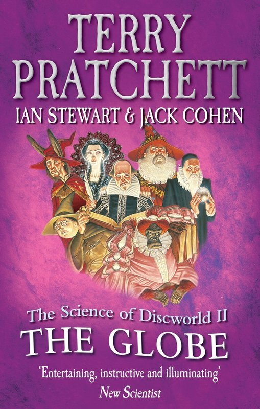 "Купить книгу ""The Science Of Discworld II: The Globe"""